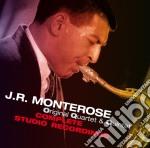 Complete studio recordings cd musicale di J.r. Monterose
