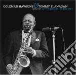 Coleman Hawkins / Tommy Flanagan - At The London House 1963 cd musicale di Fla Hawkins coleman