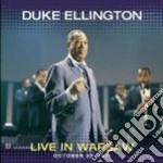 Duke Ellington - Live In Warsaw cd musicale di Duke Ellington