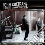 John Coltrane / Eric Dolphy - Complete 1961 Copenhagen Concert cd musicale di Coltrane john quinte