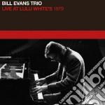 Bill Evans - Live At Lulu White's 1979 cd musicale di EVANS BILL TRIO