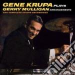 Gene Krupa Plays Gerry Mulligan Arrangements cd musicale di Gene Krupa