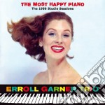 Erroll Garner - The Most Happy Piano - The 1956 Studio Sessions cd musicale di Erroll Garner