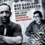 Red Garland / Ray Barretto - The Latin Sessions cd musicale di Barretto Garland r