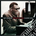 Ray Charles - The King Of Soul - Classic Hits cd musicale di Ray Charles