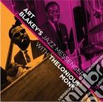 Art Blakey's Jazz Messengers With Thelonious Monk cd musicale di Monk the Blakey art