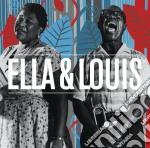 Ella Fitzgerald / Louis Armstrong - Ella & Louis cd musicale di Ella/arms Fitzgerald