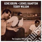 Gene Krupa - The Complete 1955 Session cd musicale di Gene Krupa