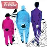 Art Tatum / Roy Eldridge Quartet cd musicale di Eldridge r Tatum a