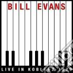 Bill Evans - Live In Koblenz 1979 cd musicale di Bill Evans
