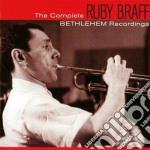 Ruby Braff - Complete Bethlehem Recordings cd musicale di Braff Ruby