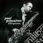 Paul Gonsalves - Ellingtonia Moods & Blues / Gettin' Together! cd musicale di Paul Gonsalves