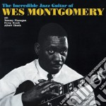 Wes Montgomery - The Incredible Jazz Guitar cd musicale di Wes Montgomery