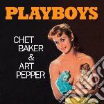 (LP VINILE) PLAYBOYS [LP]                             lp vinile di Pepper art Baker c
