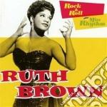 Ruth Brown - Rock & Roll / Miss Rhythm cd musicale di Ruth Brown