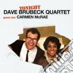 Dave Brubeck / Carmen Mcrae - Tonight Only! cd musicale di Quartet Brubeck