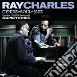 Ray Charles - Genius + Soul = Jazz - The Complete 1956-1960 Session With Quincy Jones cd musicale di Ray Charles