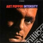 Art Pepper - Intensity cd musicale di Art Pepper