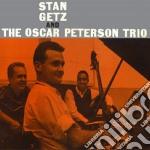 Stan getz and the oscar peterson trio cd musicale di Peterson Getz stan