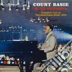 Count Basie - Complete Live At The Americana Hotel 1959 cd musicale di Count Basie