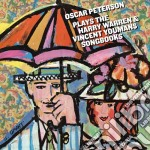 Oscar Peterson Plays The Harry Warren & Vincent Youmans Songbooks cd musicale di Oscar Peterson