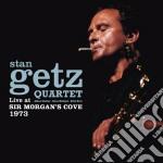 Stan Getz - Live At Sir Morgan's Cove 1973 cd musicale di Stan Getz