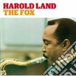 Harold Land - The Fox / Take Aim cd musicale di Harold Land