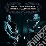 (LP VINILE) The complete 1960 jazz cellar session [l lp vinile di Hodges Webster ben