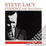 Steve Lacy - Evidence / Soprano Sax cd musicale di Steve Lacy