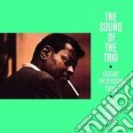 Oscar Peterson - The Sound Of The Trio cd musicale di Oscar Peterson