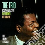 Oscar Peterson - The Trio - Live From Chicago cd musicale di Oscar Peterson
