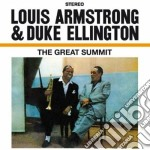 Louis Armstrong / Duke Ellington - The Great Summit cd musicale di Ell Armstrong louis