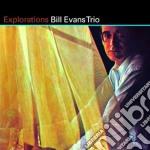 Bill Evans - Explorations cd musicale di Bill Evans