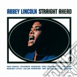 Abbey Lincoln - Straight Ahead cd musicale di Abbey Lincoln