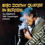 Eric Dolphy - In Europe - The Complete 1961 Copenhagen Concerts cd musicale di Eric Dolphy