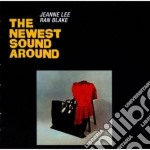 Jeanne Lee / Ran Blake - The Newest Sound Around cd musicale di Blake ra Lee jeanne