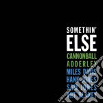 Cannonball Adderley - Somethin' Else cd musicale di Cannonball Adderley