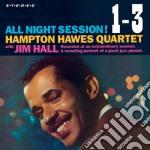 Hampton Hawes - All Night Session! 1-3 cd musicale di Hampton Hawes