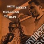 Stan Getz / Gerry Mulligan- Getz Meets Mulligan In Hi-fi cd musicale di Mulligan Getz stan