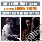 Thelonious Monk - Complete Live At The Five Spot 1958 cd musicale di Thelonious Monk
