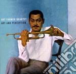 Art Farmer - Art / Perception cd musicale di Art Farmer