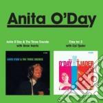 Anita O'Day - Anita O'Day & The Three Sounds / Time For Two cd musicale di Anita O'day