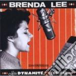 Brenda Lee - Miss Dynamite / Emotions cd musicale di Brenda Lee