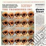 Bob Brookmeyer - The Trombones Inc. cd musicale di Clev Brookmeyer bob