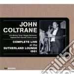 John Coltrane - Complete Live - At The Sutherland Lounge 1961 cd musicale di John Coltrane