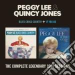 Peggy Lee / Quincy Jones - Blues Cross / If You Go cd musicale di Jones qui Lee peggy