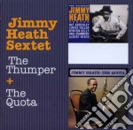 Jimmy Heath - The Thumper / The Quota cd musicale di Jimmy heath sextet