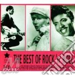 The best of rock'n'roll cd musicale di Artisti Vari