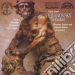 Vejvanovsky - Sonata Venatoria, A4, A5, A6, A8, Serenata, Serenata In Do  - Pesek Libor Dir  /miroslav Kejmar & Zdenek Sedivy Tromba, Orchestra Da Cam cd musicale di VEJVANOVSKY
