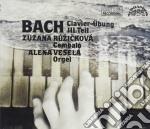 CLAVIERUBUNG III, CORALBEARBEITUNG cd musicale di Johann Sebastian Bach